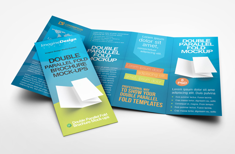 4page Brochure