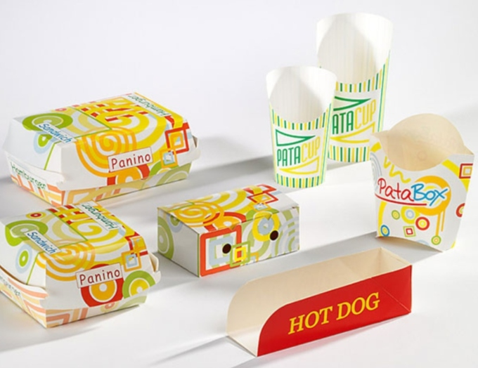 Fast Food Box manufacturers in india