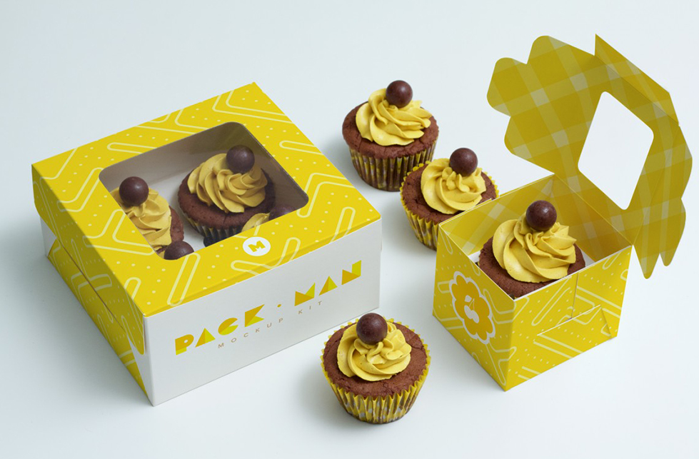 Cup Cake box exporters in India