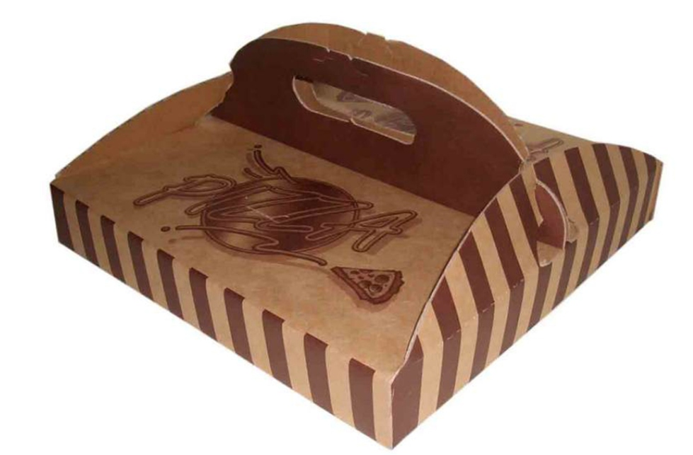 Carryable Pizza Boxes