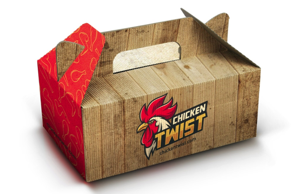 Chicken packaging box manufacturers and exporters in India